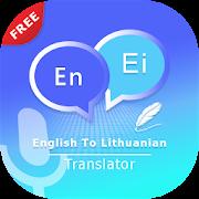English to Lithuanian Translate - Voice Translator