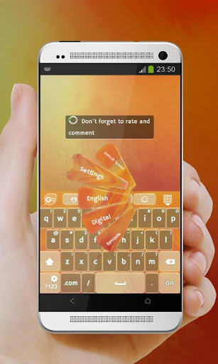 無料个人化Appの炎クラムシェル GO Keyboard|記事Game