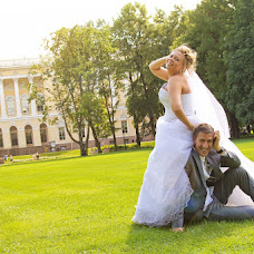 Wedding photographer Aleksandr Lobanov (lobz1k). Photo of 18.08.2013