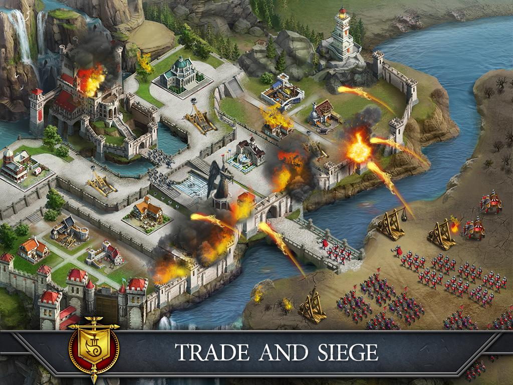 Gods and Glory: War for the Throne- screenshot