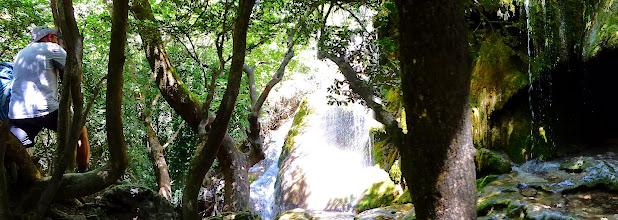 Photo: Cascade de SAINT MAURIN