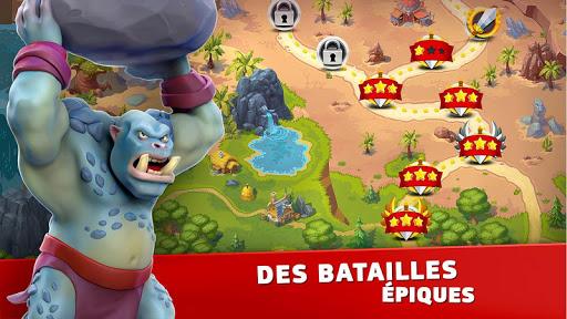 Toy Defense Fantasy - TD Strategy Game  captures d'u00e9cran 9