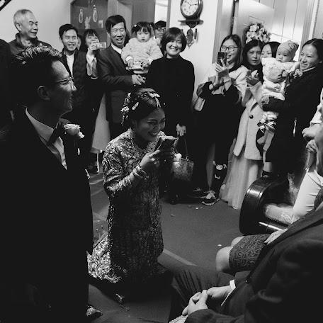 婚礼摄影师 Ning Yan (ningyan). 27.12.2017的图片