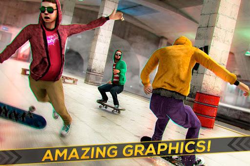 Amazing Skateboarding Game! 1.6.0 screenshots 2
