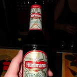 Hurlimann Sternbrau in Zurich, Switzerland in Zurich, Zurich, Switzerland