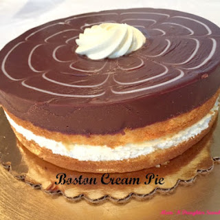 Boston Cream Pie