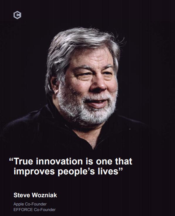 Portrait de Steve Wozniak