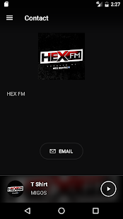HEX FM- screenshot thumbnail