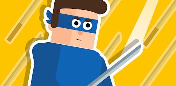 Jugar a Mr Ninja: Puzles rebanadores gratis en la PC, así es como funciona!