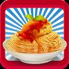 Spaghetti fabricant et Chef