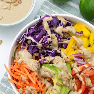 Vegan Pad Thai.