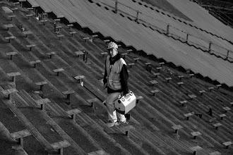 Photo: Men At Work - Berkeley, CA