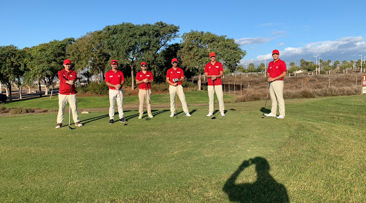 Sorpresas en la 5ª jornada de la Liga de Golf