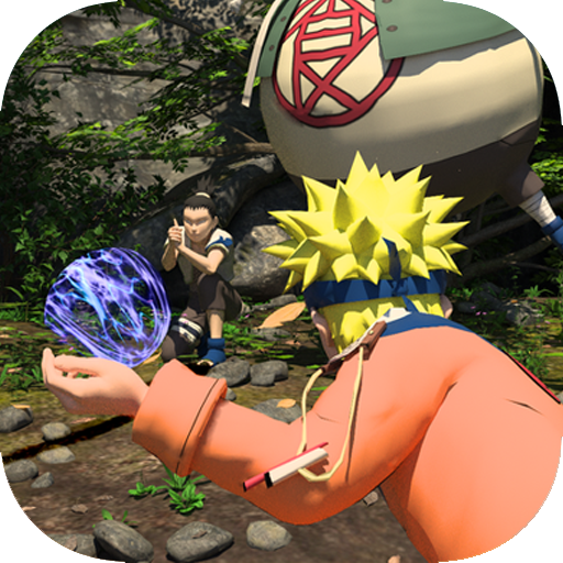 冒險App|Narutimate Ninja Heroes LOGO-3C達人阿輝的APP