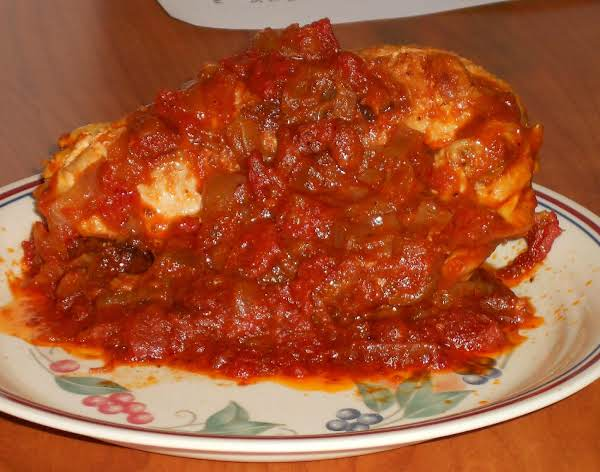 Best Chicken Cacciatore Recipe