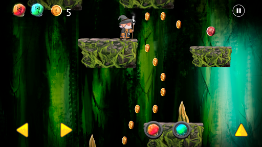 The path:of the Magician android2mod screenshots 3