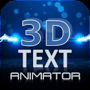3D Text Animation - Logo Animation, 3D Intro Maker