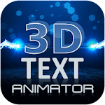 3D Text Animation - Logo Animation, 3D Intro Maker 1.2