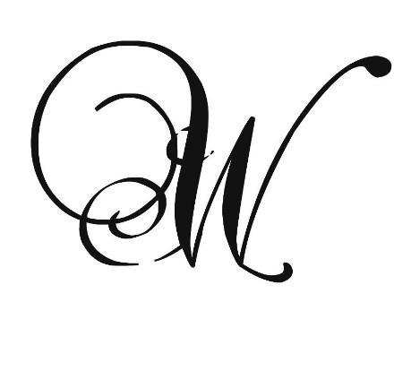 Kalligrafi Bogstaver