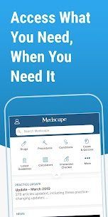 Medscape App Download For Android and iPhone 1