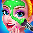 👠💄Princess Beauty Salon - Birthday Party Makeup