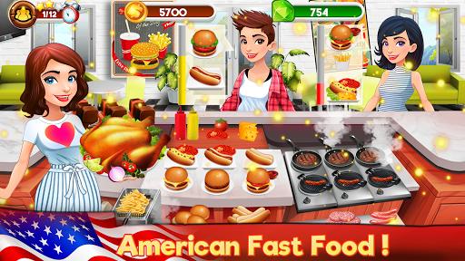 cooking kitchen chef - restaurant food girls games screenshot 3