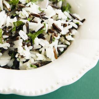 Berry Wild Rice Salad