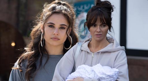 Hollyoaks spoilers: Cher McQueen kidnaps Diane Hutchinson's newborn baby to destroy Mercedes
