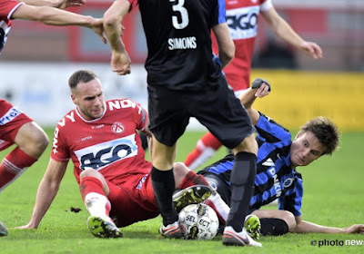 Maxime Chanot verlaat KV Kortrijk en gaat voor New York City voetballen
