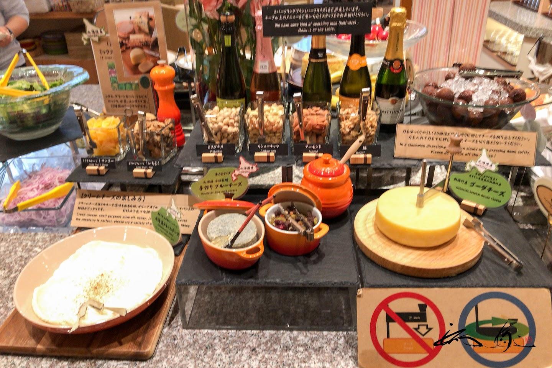 北海道チーズコーナー