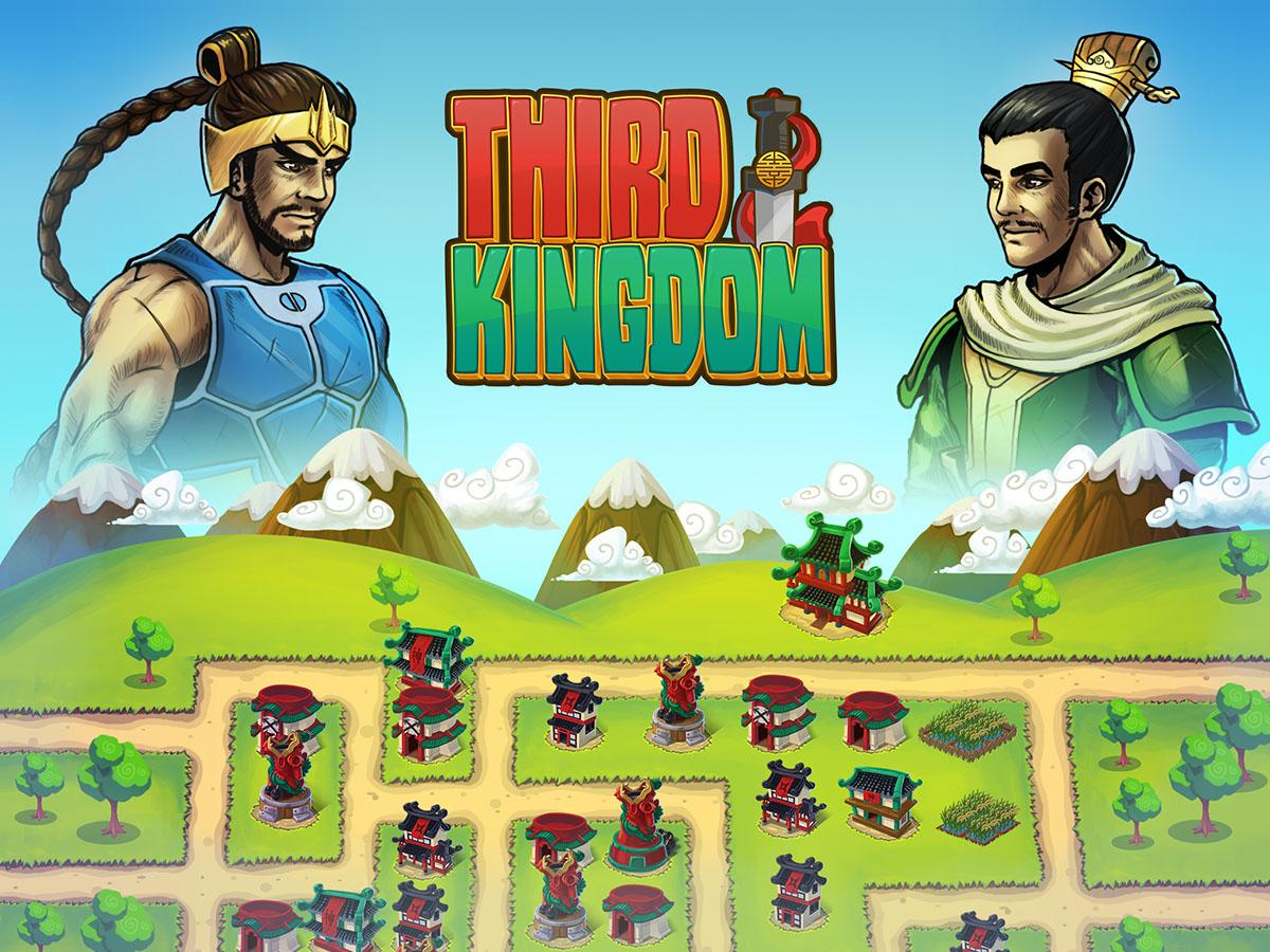 Third Kingdom: Tower Defense- screenshot