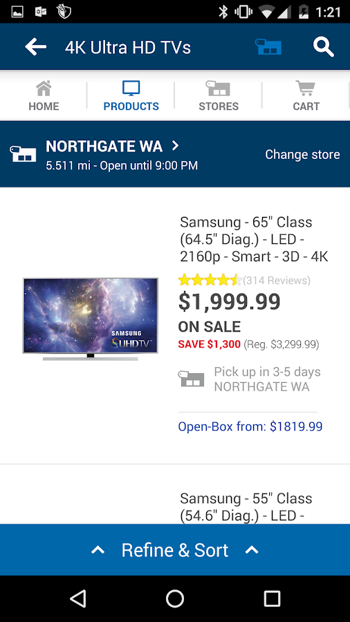 Best Buy- screenshot