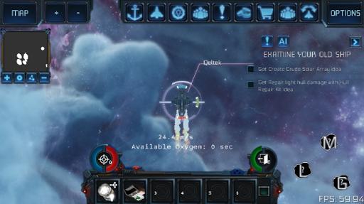 Code Triche Voidspace: Experimental survival space MMORPG apk mod screenshots 4