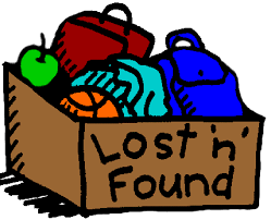 Image of Lost & Found box
