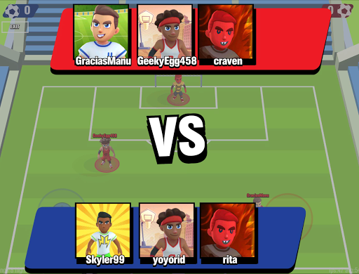 Soccer Battle screenshots 16