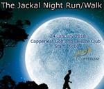 The Jackal Night Run/Walk : Copperleaf, The Els Club