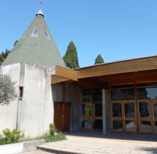 photo de église Saint Jean XXIII
