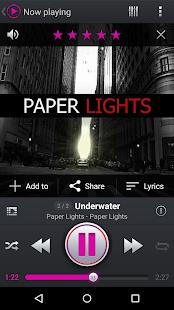 PlayerPro Pink Lady Skin - screenshot thumbnail