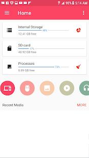 File X-plorer - File Manager Pro Screenshot