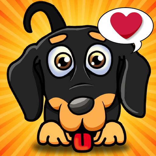 SausageMOJI - Dachshund Emoji