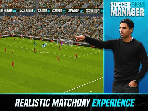 Soccer Manager 2021 screenshot 8