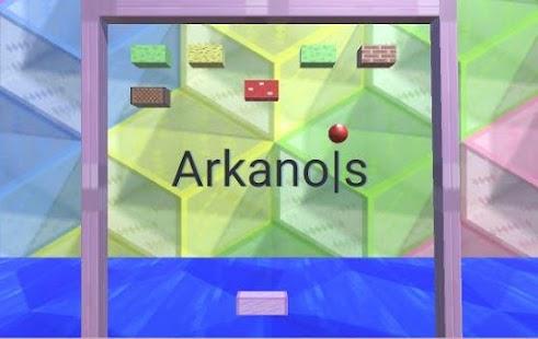 Arkanois - náhled