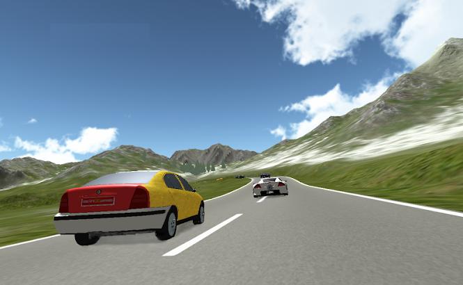mountain race circuit- screenshot thumbnail