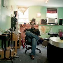 Photo: title: Matt Hunter, Brooklyn, New York date: 2011 relationship: friends, art, met at Hampshire College years known: 20-25