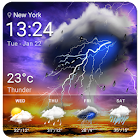 free weather live wallpaper&theme icon