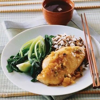 Weight Watchers Sweet-and-Sour Glazed Chicken