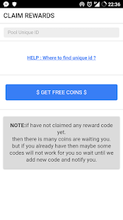 Daily Instant Coin Rewards for ?pool - náhled