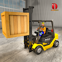 Lifter Cargo Simulator 3D Fork-lifter Game icon