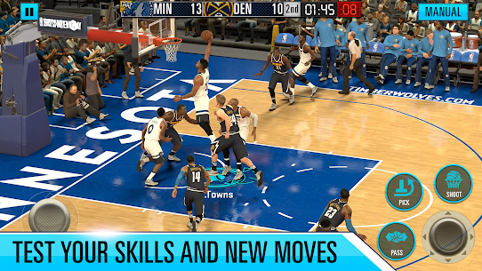 NBA 2K Mobile Basketball App Latest Version Download For Android and iPhone 3
