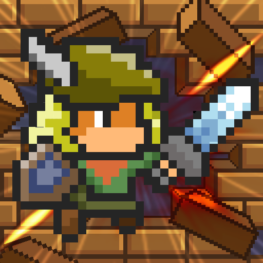 Buff Knight - Idle RPG Runner file APK Free for PC, smart TV Download